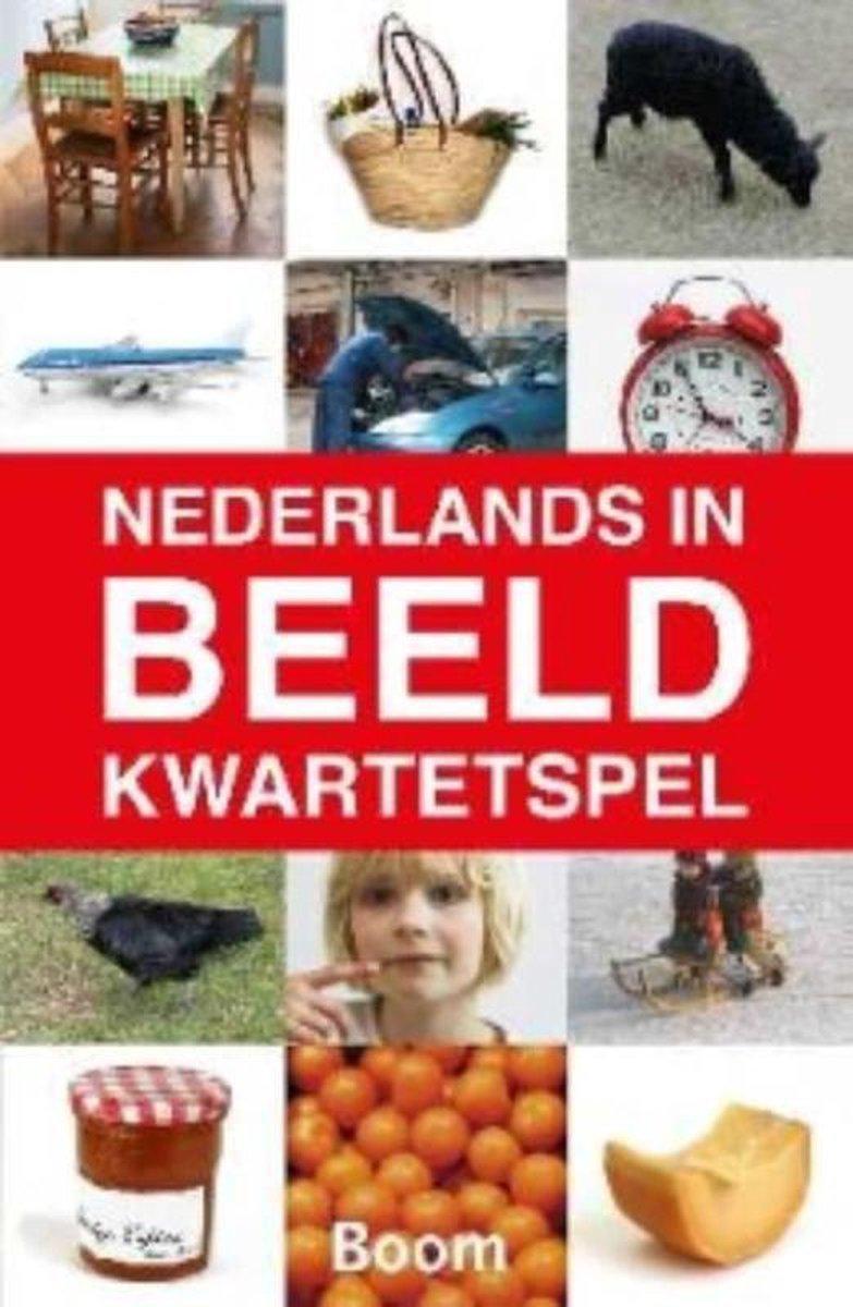 Afbeelding van Nederlands in beeld kwartetspel - set van 3