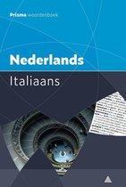 Afbeelding van Prisma woordenboek Nederlands-Italiaans