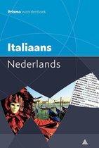 Afbeelding van Prisma woordenboek Italiaans-Nederlands
