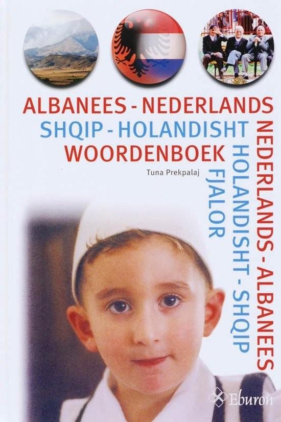 Afbeelding van Woordenboek Albanees-Nederlands v.v.