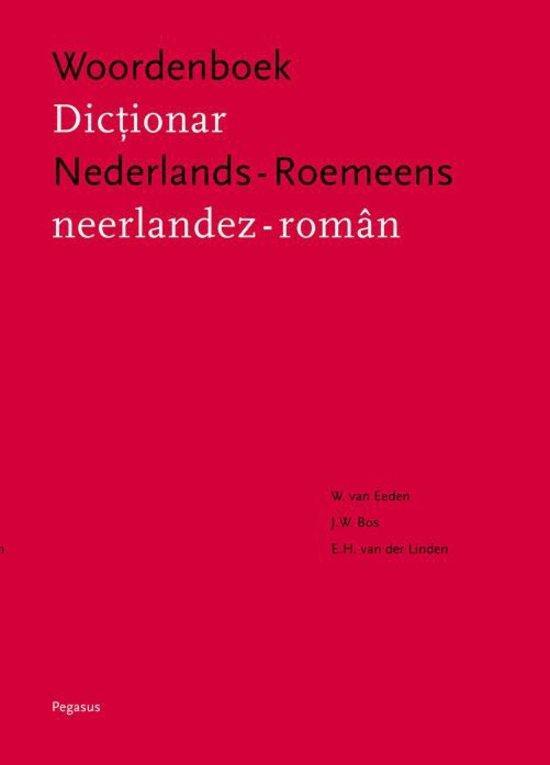 Afbeelding van Nederlands - Roemeens Woordenboek