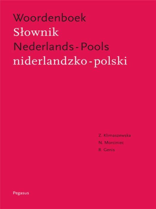 Afbeelding van Nederlands - Pools Woordenboek