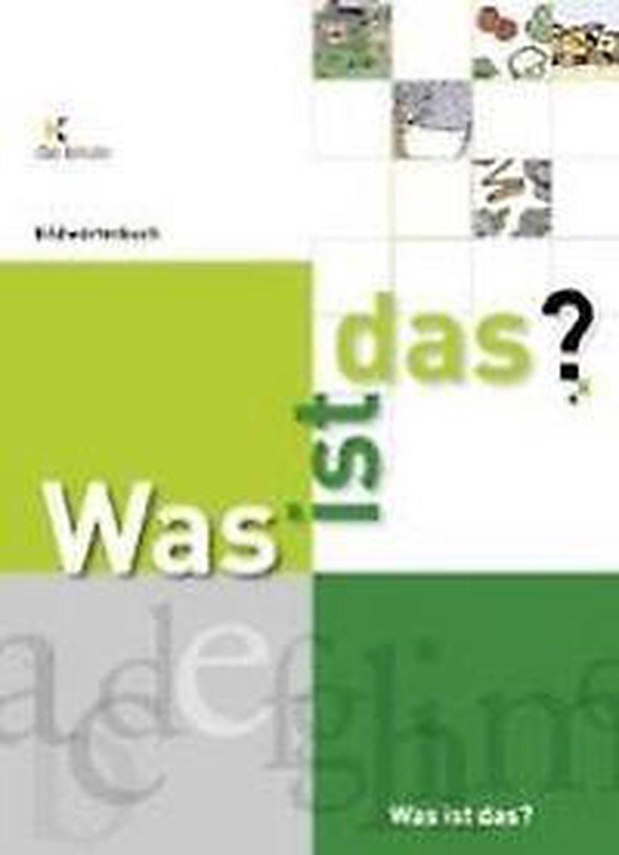 Afbeelding van Was ist das? Beeldwoordenboek Duits