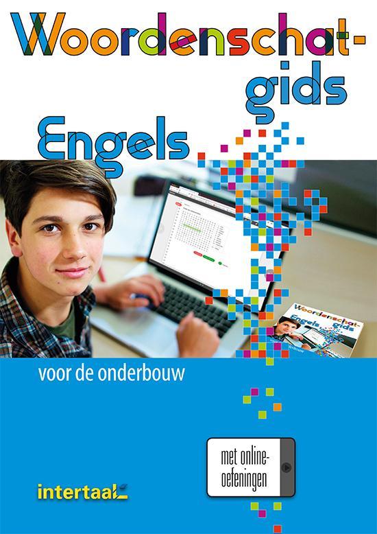 Afbeelding van Woordenschatgids Engels voor de onderbouw booklet + online-oefeningen
