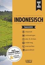 Afbeelding van Wat & Hoe taalgids Indonesisch