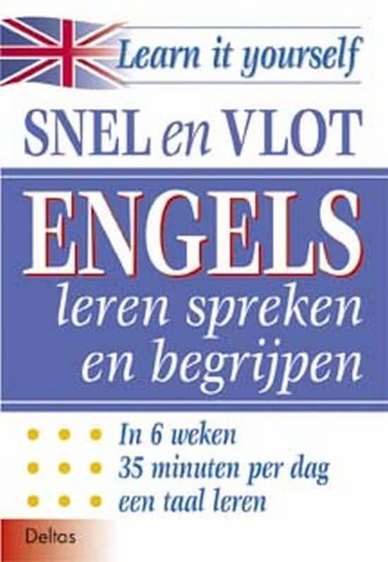 Afbeelding van Snel en vlot Engels leren
