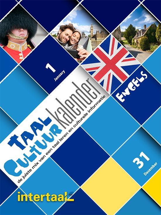 Afbeelding van Taal- en Cultuurkalender Engels