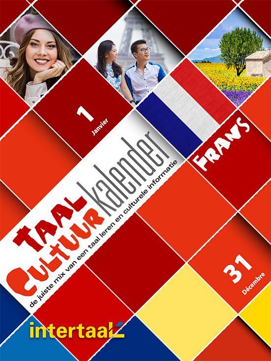 Afbeelding van Taal- en Cultuurkalender Frans