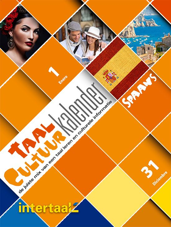 Afbeelding van Taal- en Cultuurkalender Spaans