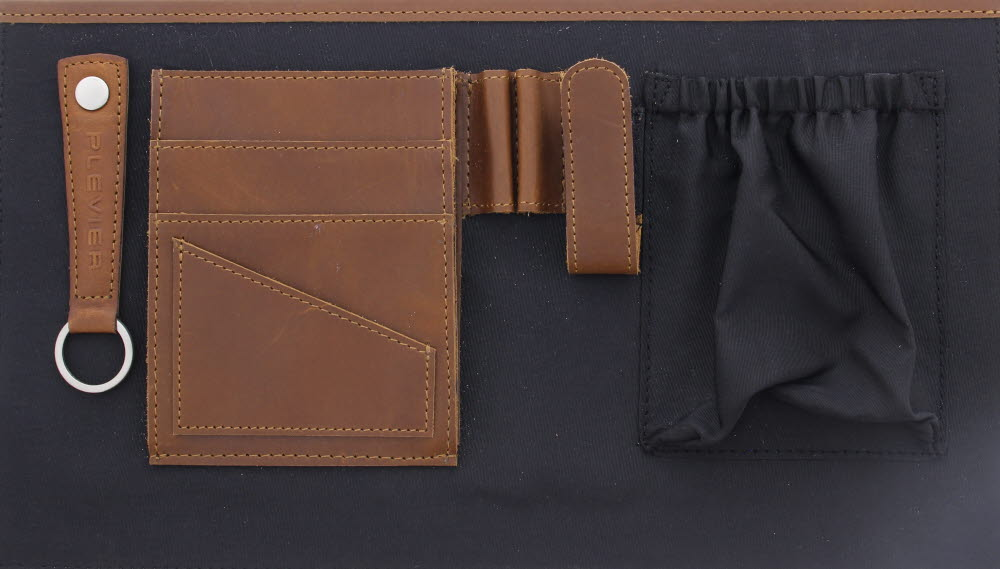 De Enrico Benetti Cordoba iseen ruime rugzak met twee grote hoofdvakken met ritssluiting. De tas heeft in het achterste hoofdvak een gewatteerd laptopcompartiment waar een laptop tot en met 15 inch in kan. U kunt al uw a4 documenten en boeken goed opbergen in deze tas. Door de gewatteerde riemen en rugzijde draagt de rugzak zeer comfortabel. Naast de 2 hoofdvakken heeft de rugzak ook 2 voorvakken met ritssluiting.