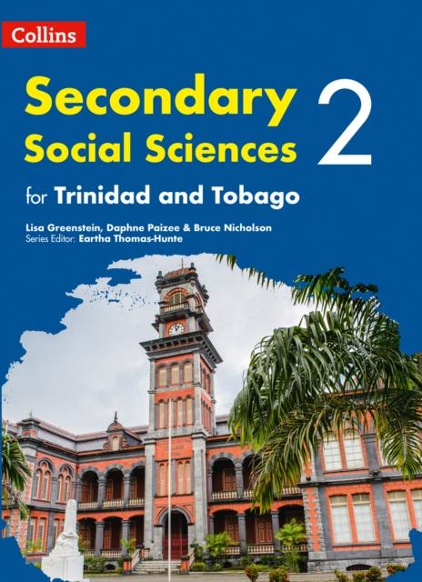 Afbeelding van Collins Social Studies for the Caribbean - Student book 2