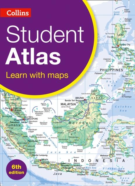 Afbeelding van Collins Student Atlas