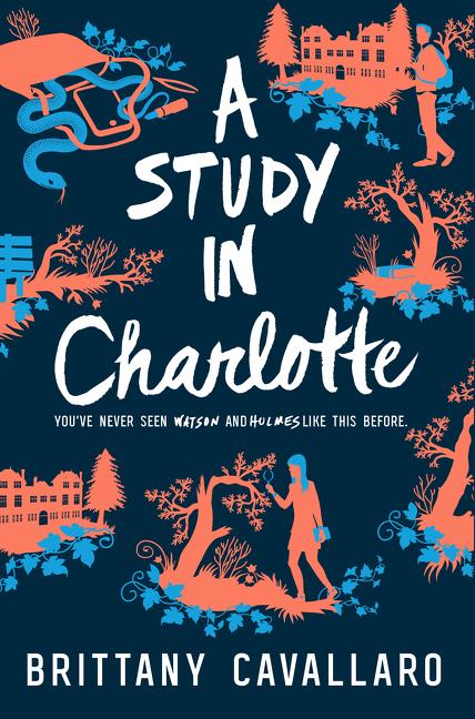 Afbeelding van A Study in Charlotte