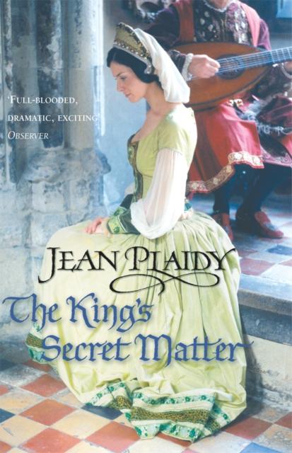Afbeelding van The King's Secret Matter