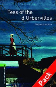 Afbeelding van Oxford Bookworms Library 6: Tess of the d'Urbervilles
