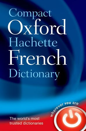 Afbeelding van Compact Oxford-hachette French Dictionar