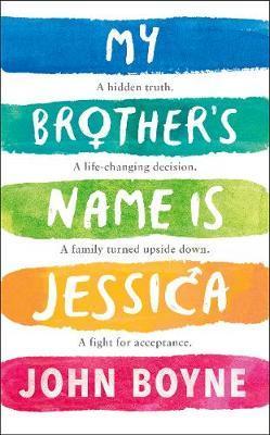 Afbeelding van My Brother's Name is Jessica