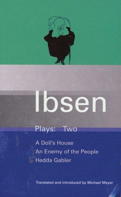 "Afbeelding van Ibsen Plays Two: ""Doll's House"", ""An Enemy of the People"", ""Hedda Gabler"""