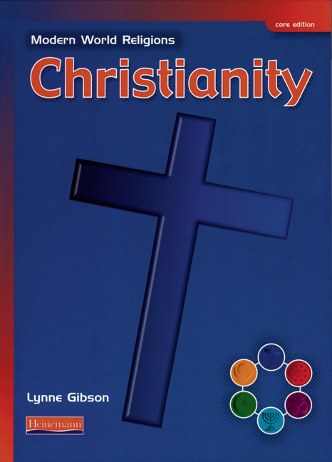 Afbeelding van Modern World Religions: Christianity