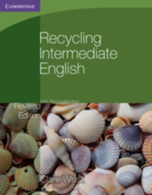 Afbeelding van Recycling Intermediate English with Removovable Key