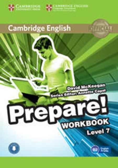 Afbeelding van Cambridge English Prepare!