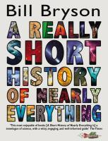 Afbeelding van A Really Short History of Nearly Everything
