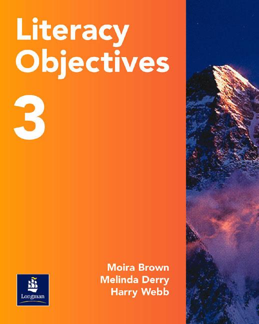 Afbeelding van Literacy objectives