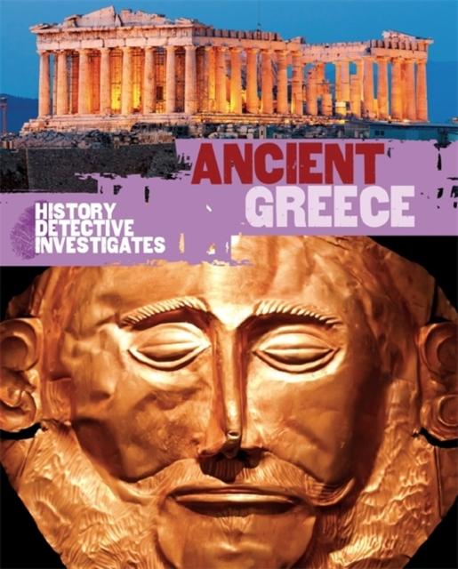 Afbeelding van History Detective Investigates: Ancient Greece