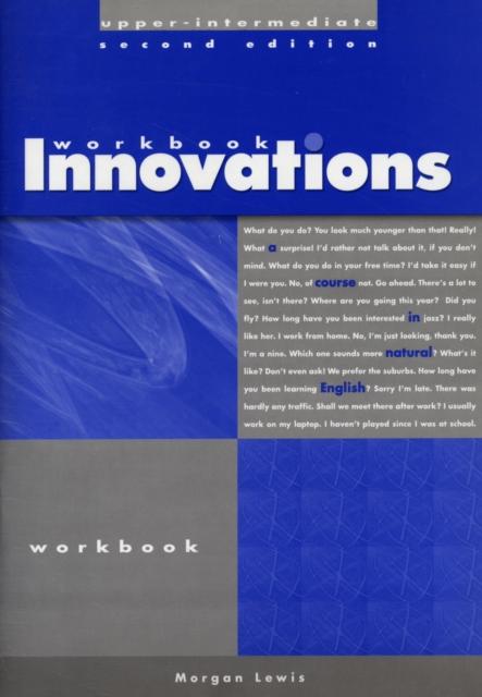 Afbeelding van Innovations - Upper-intermediate