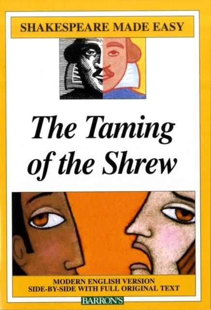 Afbeelding van The Taming of the Shrew