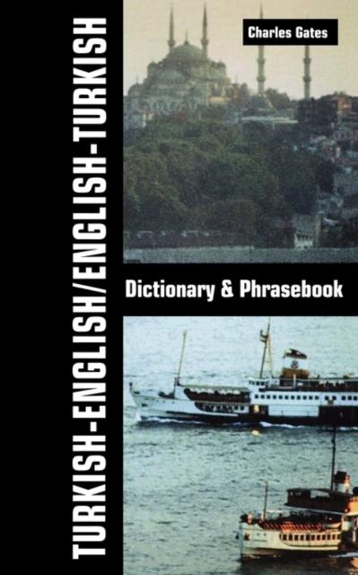 Afbeelding van Turkish-English/English-Turkish Dictionaru and Phrasebook