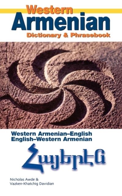 Afbeelding van Western Armenian Dictionary and Phrasebook: Western Armenian-English/English-Western Armenian