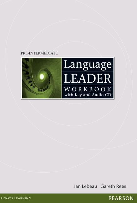Afbeelding van Language Leader - Pre-intermediate