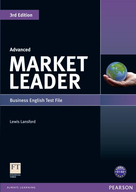 Afbeelding van Market Leader 3rd edition - Advanced