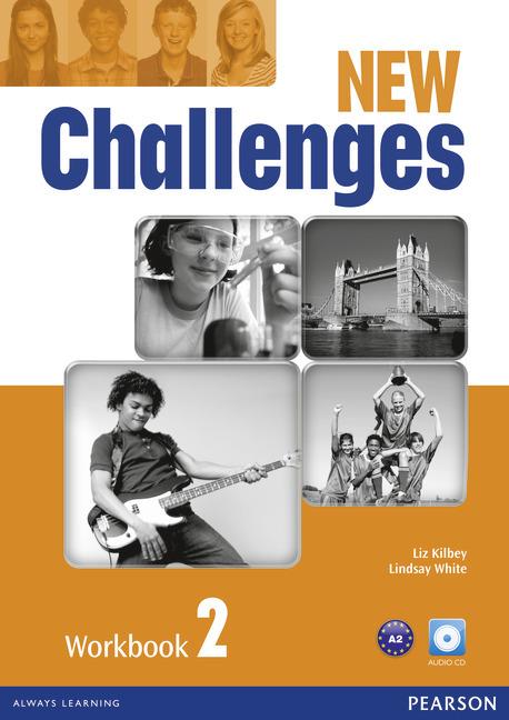 Afbeelding van New Challenges