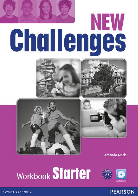 Afbeelding van New Challenges - Starter