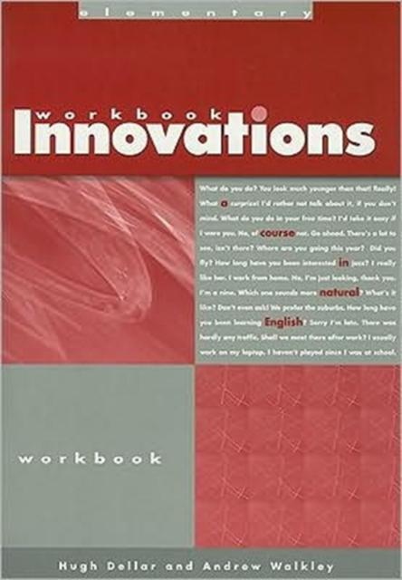 Afbeelding van Innovations - Elementary