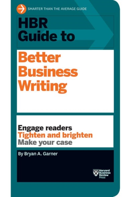 Afbeelding van HBR Guide to Better Business Writing
