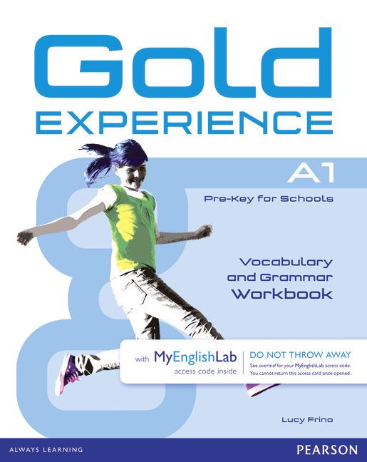 Afbeelding van Gold Experience A1 - Beneluxpack