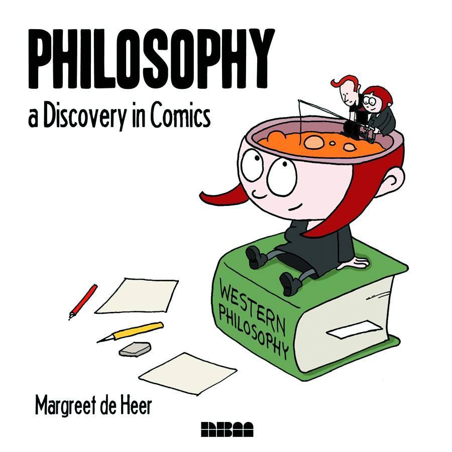 Afbeelding van Philosophy - a Discovery in Comics