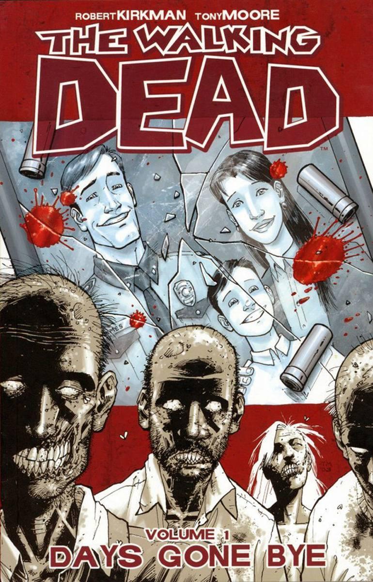 Afbeelding van Walking Dead: Days Gone Bye (Graphic Novels)