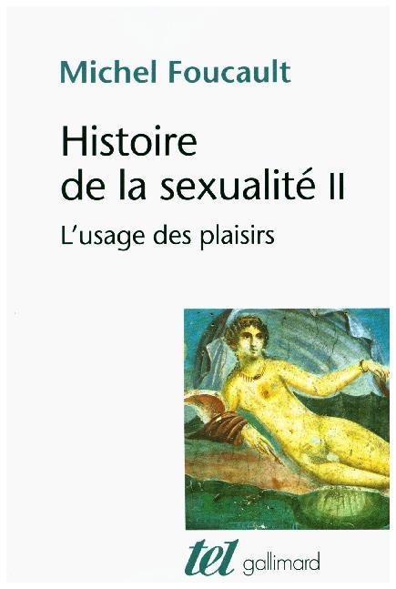 Afbeelding van Histoire De La Sexualite: Tome 2: L'Usage Des Plaisirs