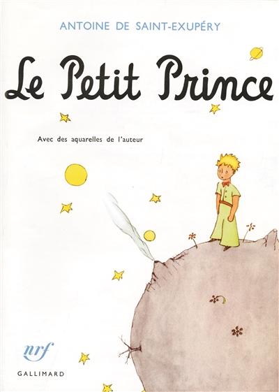 Afbeelding van Le Petit Prince. Avec des aquarelles de l'auteur