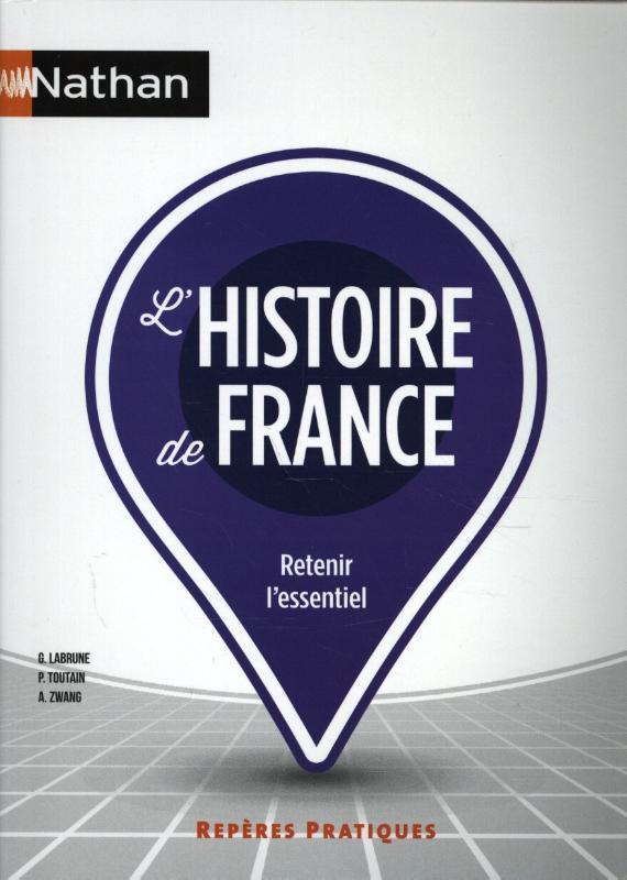 Afbeelding van L'histoire de France