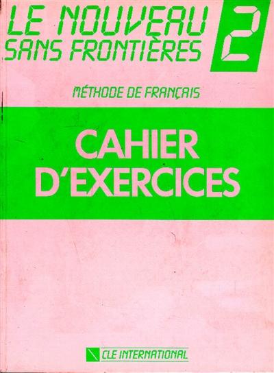 Afbeelding van Le Nouveau sans Frontieres