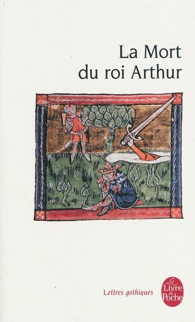 Afbeelding van La Mort du roi Arthur