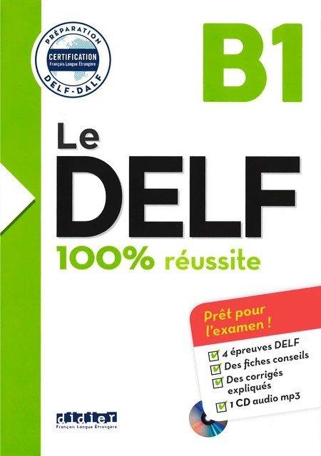 Afbeelding van Le DELF B1 - 100% réussite