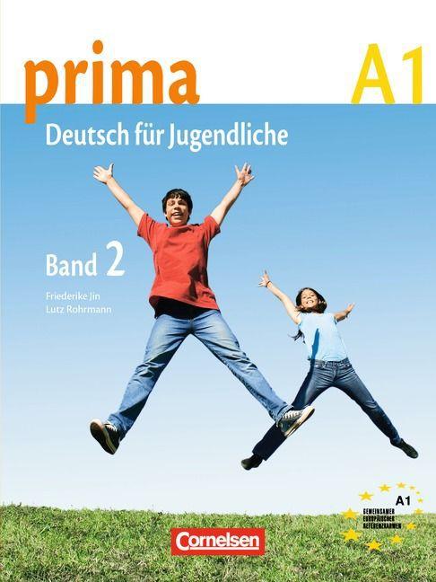 Afbeelding van Prima schülerbuch A1 band 2