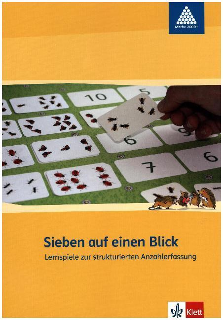 Afbeelding van Das Zahlenbuch - Sieben auf einer Blick