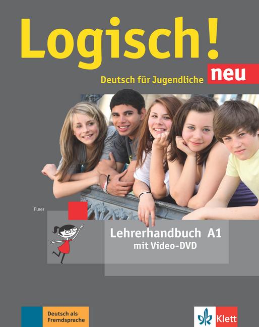 Afbeelding van Logisch! A1: Deutsch für Jugendliche neu